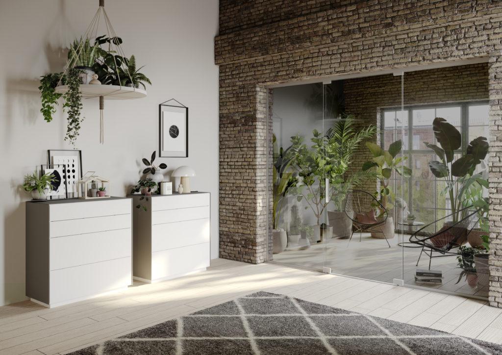 meuble aménagement séjour - RJHOME - home design - ameublement Alsace