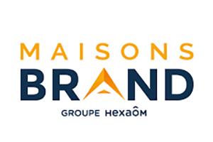 Maisons Brand groupe hexaôm - partenaire RJHOME cuisiniste alsace
